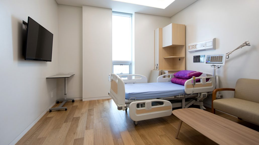 1-Person Inpatient Room